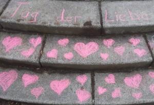 Valentinsgrüße Halden