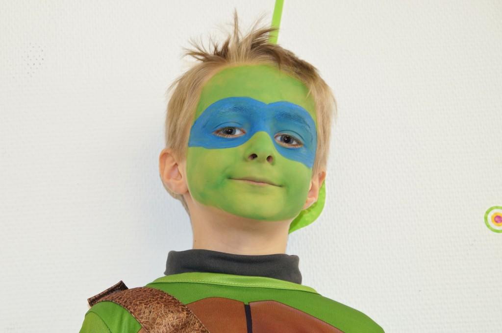 Leonardo, der blaue Turtle