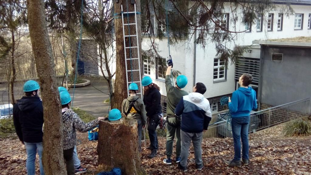 Homepage, Foto, 02.2019 Klassenfahrt 2